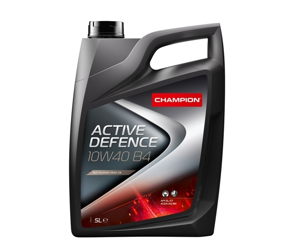 Масло моторное Champion Active Defence 10W-40 B4 205л