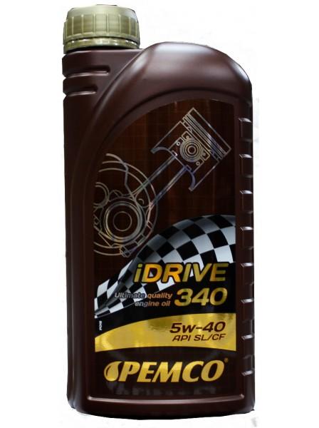 Pemco iDrive 340 SAE 5W-40 1л Pemco
