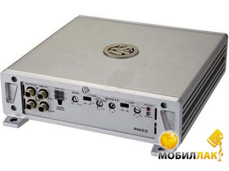 DLS Reference RM20 (2 channel 2x80W) DLS