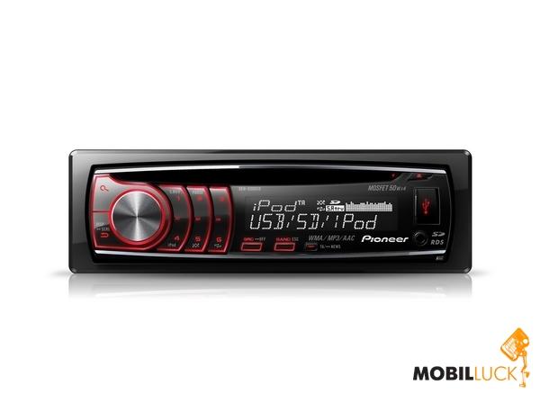 Автоустройства/Автомагнитолы/Pioneer.  MP3/CDресивер PIONEER DEH-6300SD по доступной и низкой цене в...