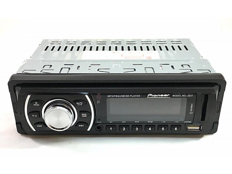 Автомагнитола Pioneer 2031 USB SD