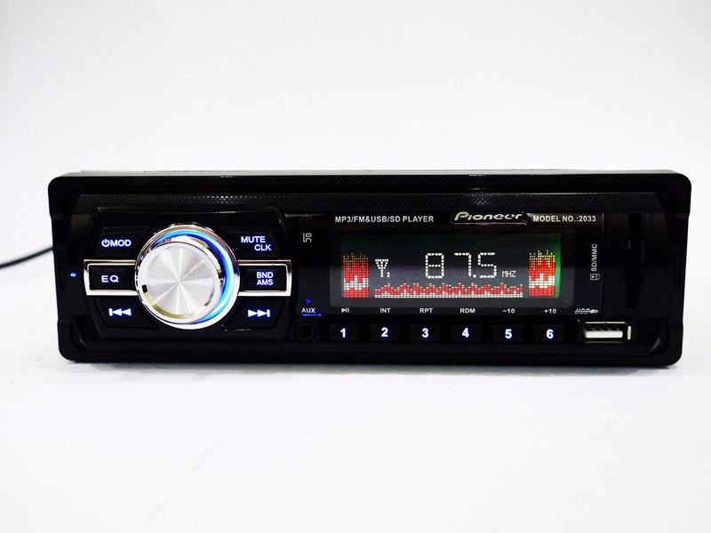 Автомагнитола Pioneer 2033 USB SD