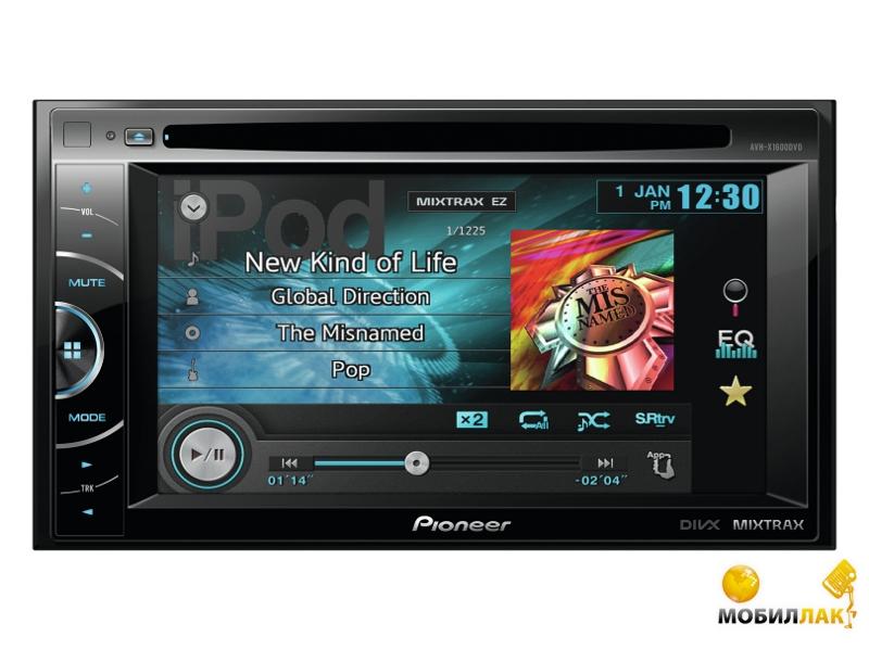 Pioneer AVH-X1600DVD MobilLuck.com.ua 3845.000
