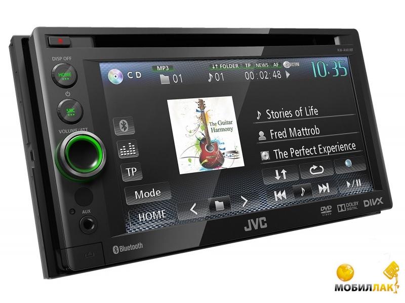 JVC KW-AV61BTEE MobilLuck.com.ua 4402.000