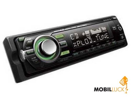 CD/MP3 автомагнитола Sony