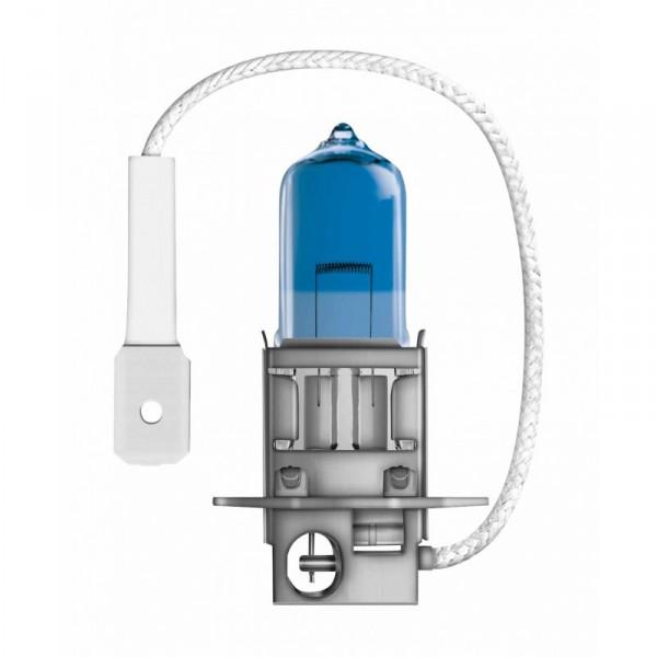 Автолампа Osram 62151CBH Cool Blue Hyper H3 55W 12V PK22S 10X2 HardDuopet