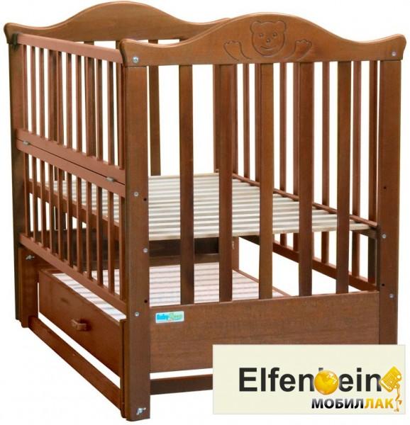 Baby Sleep Детская кровать Elena BKP-S-B Elfenbein Слоновая кость MobilLuck.com.ua 2167.000