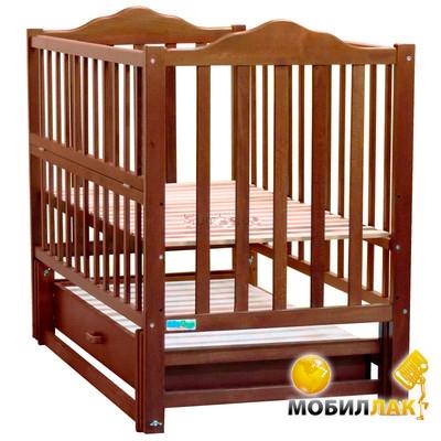 Baby Sleep Детская кровать Gloria BKP-S-B Elfenbein Слоновая кость MobilLuck.com.ua 1583.000