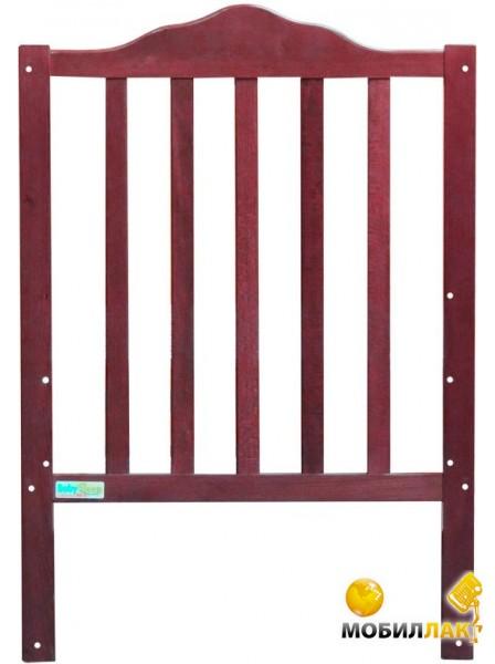 Baby Sleep Детская кровать Gloria BKP-S-B Mahagoni Вишня MobilLuck.com.ua 1303.000