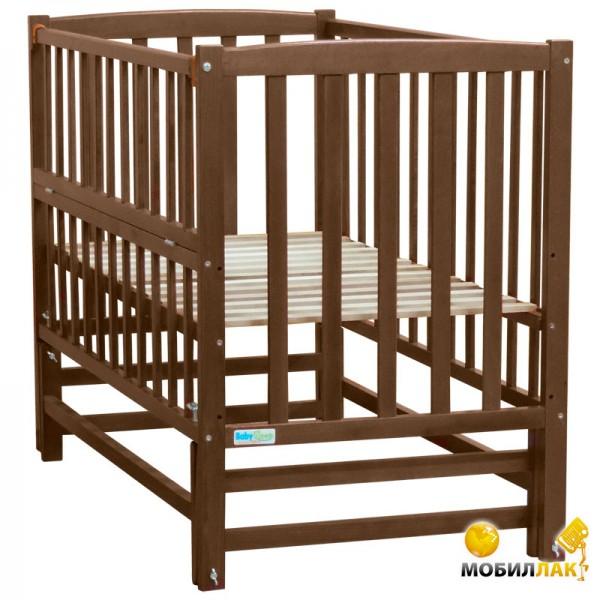 Baby Sleep Детская кровать Milena BKP-S-0 Nussbaum Орех MobilLuck.com.ua 931.000