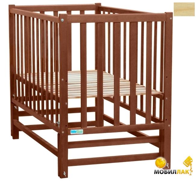 Baby Sleep Детская кровать Sabina BKP-0-0 Naturholz Натуральный MobilLuck.com.ua 711.000