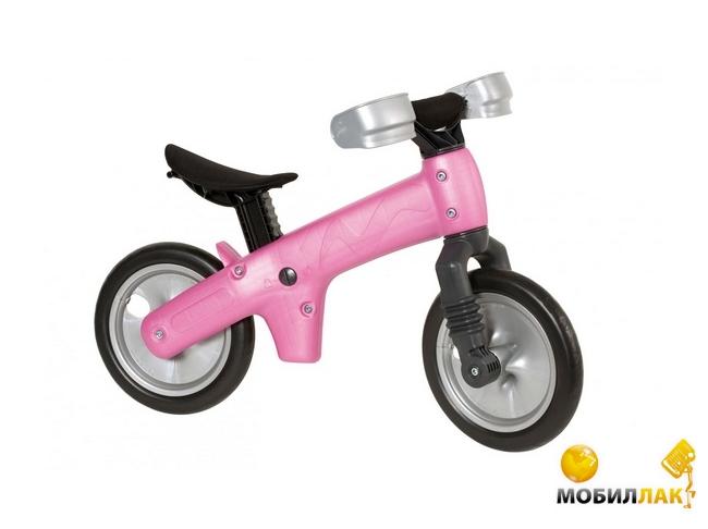 Bellelli Велосипед B-Bip Pl обучающий розовый 2-5лет (беговел) (BIC-05) MobilLuck.com.ua 1545.000