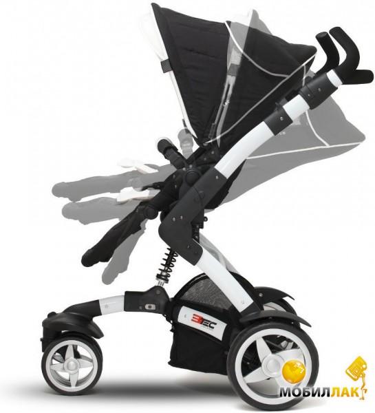 Детская коляска ABC Design 4 TEC Avocado (6918/316). Купить