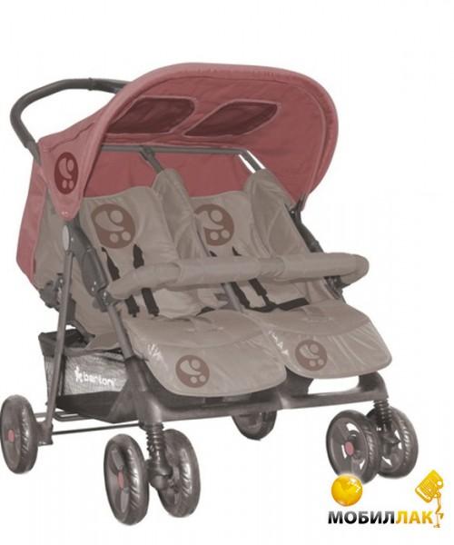 Bertoni Twin Beige&Terracotta + Mama Bag (10020071458) MobilLuck.com.ua 2238.000