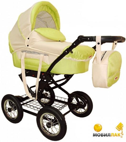 Видеообзор и фото Детская коляска Lonex Kasia Style K-7