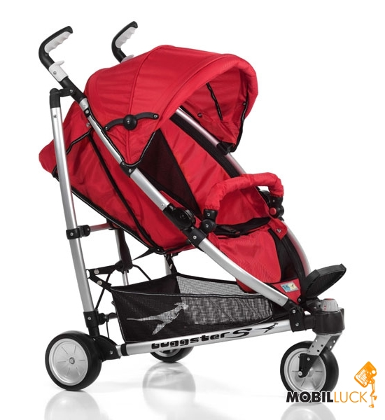 TFK Buggster S carbo/red (T-06BUGG-S-F-CR) MobilLuck.com.ua 5373.000