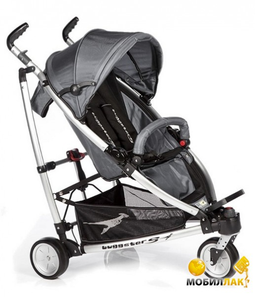 TFK Buggster S carbo/grey (T-06BUGG-S-F-CG) MobilLuck.com.ua 5373.000