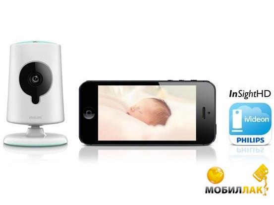 отзывы о видеоняня Philips Insight Wireless Hd Baby Monitor B120s