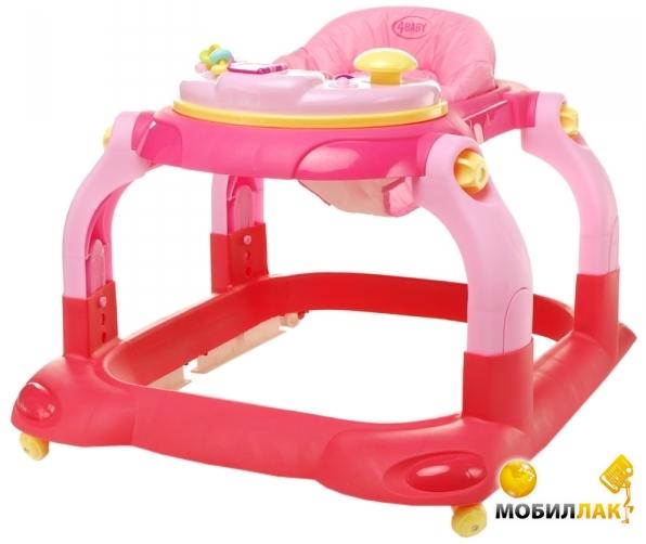 4baby Walkie Pink MobilLuck.com.ua 863.000