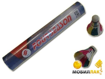 Sprinter 555 Волан перо цветной 12шт. MobilLuck.com.ua 75.000
