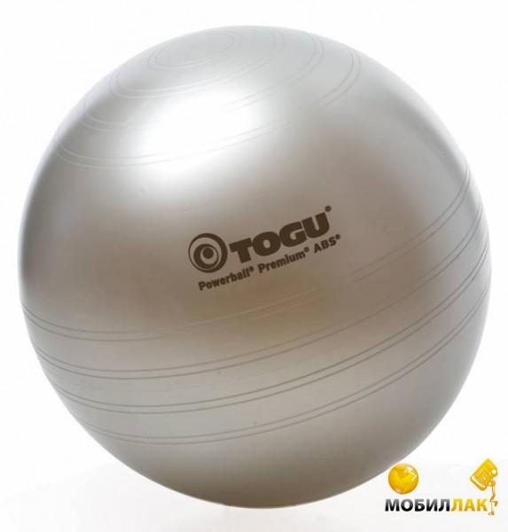 Togu Powerball Prem. ABS a&h 65 см серебристый MobilLuck.com.ua 611.000
