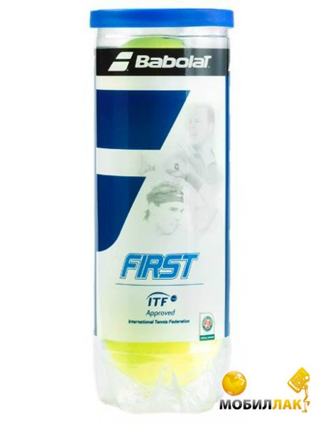 babolat Babolat Мячи теннисные First 3ball 501054/113