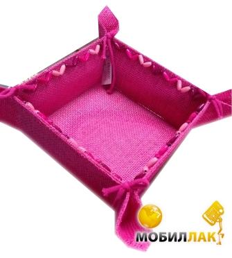 Arya 18Х18х9 однотонный розовый (3000000056684) MobilLuck.com.ua 50.000