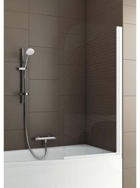 aquaform Aquaform Modern 1 Прозрачная 670х1400 Белая (170-06951P)