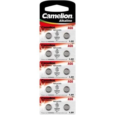 Батарейка Camelion AG 6 LR921 10 шт (AG6-BP10)