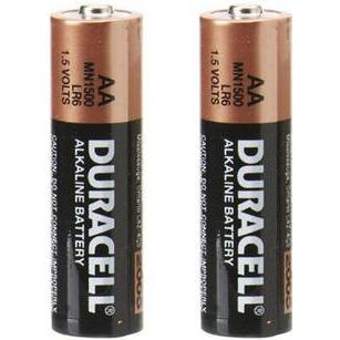 Батарейка Duracell Basic AA/LR06 BL (2 штуки)