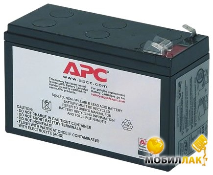 APC Replacement Battery Cartridge 17 (RBC17) MobilLuck.com.ua 744.000