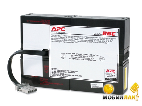APC Replacement Battery Cartridge 59 (RBC59) MobilLuck.com.ua 2231.000