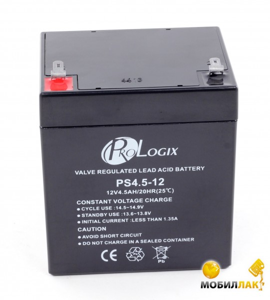 PrologiX 12V PS4.5-12 MobilLuck.com.ua 152.000