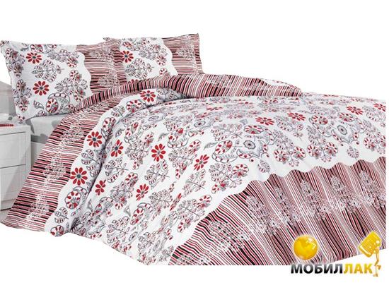 Arya Хлопок Classi Sarita Iffet 175x210 красный (1000355) MobilLuck.com.ua 390.000