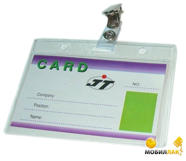 Agent CD-108 D (вн. 105х65) с клипсой, 100шт (3410053) MobilLuck.com.ua 2843.000