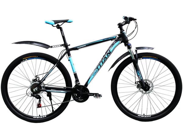Велосипед Titan Scorpion 29TWA17-55-3