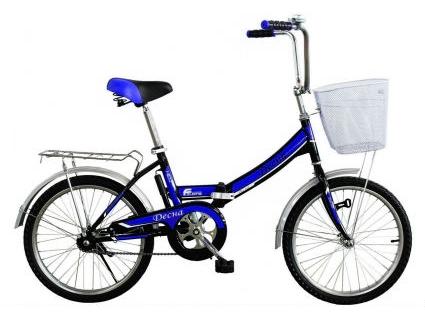 Велосипед Titan Десна 24 колесо Black/Blue