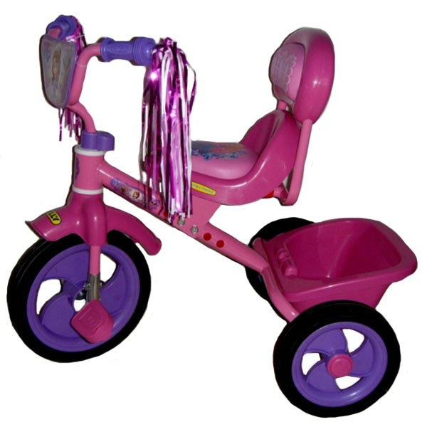 Tilly Combi Trike BT-CT-0008 Розовый Tilly