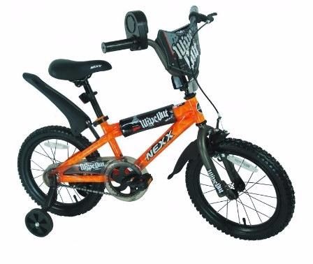 Детский велосипед Next Nexx Boy 16 Оранжевый