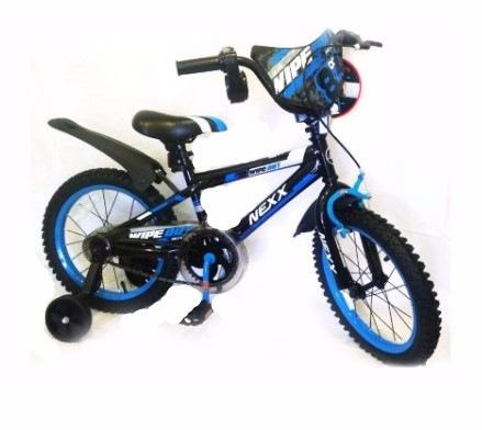 Детский велосипед Next Nexx Boy 16 Синий