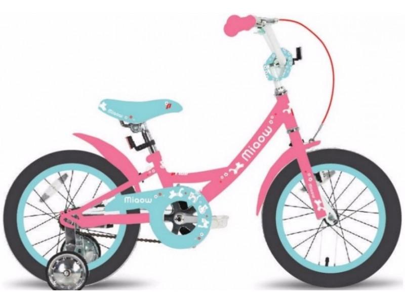 Велосипед 16 Pride Miaow SKD-78-27