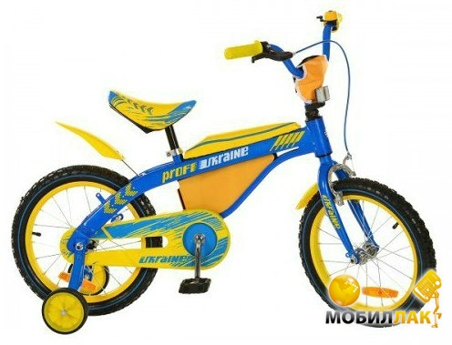 Profi Trike 16BX405UK 16 UKR Желто-голубой Profi Trike
