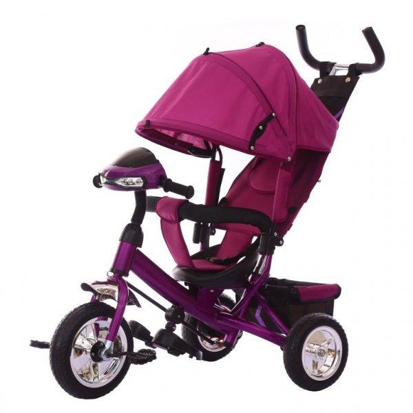 Tilly Трехколесный велосипед  Trike T-346 Фиолетовый Tilly