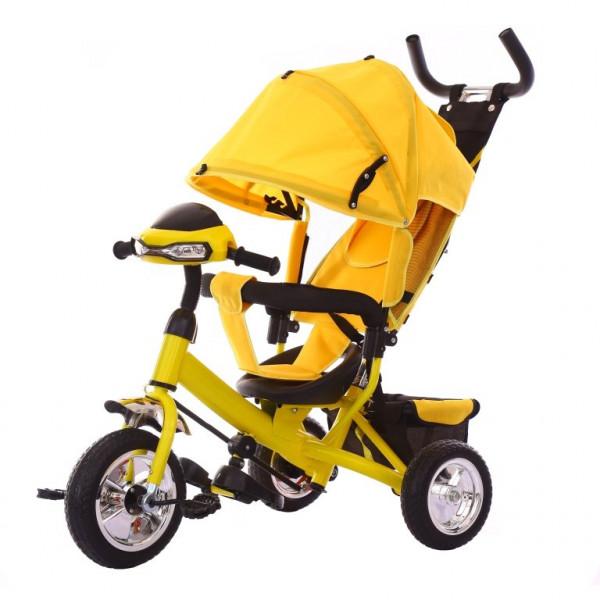 Tilly Трехколесный велосипед  Trike T-346 Желтый Tilly