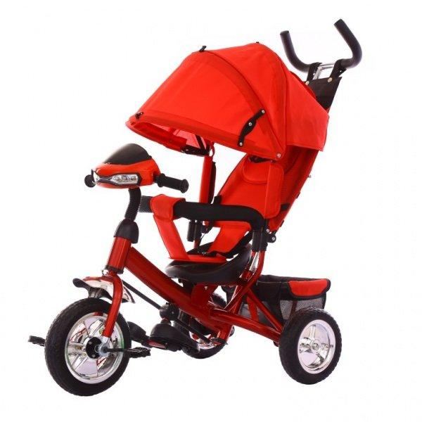 Tilly Трехколесный велосипед  Trike T-346 Красный Tilly