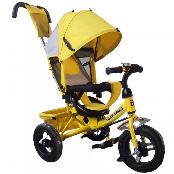 Tilly Trike T-364 Желтый Tilly
