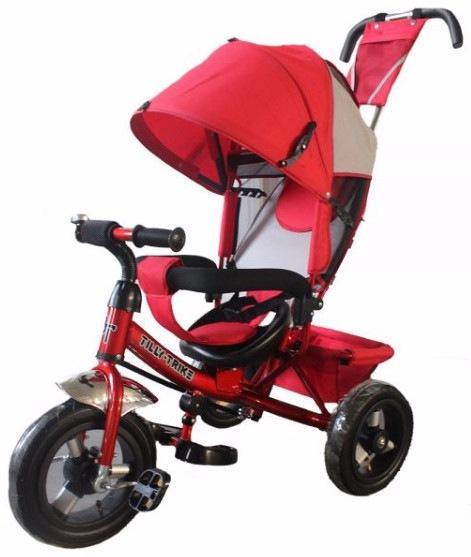 Tilly Trike T-364 Красный Tilly