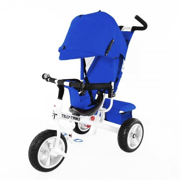 Tilly Trike T-371 Blue на бескамерном колесе (37008) Tilly