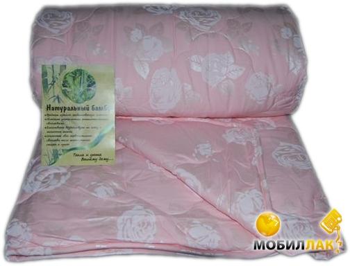Arya Бамбук с розами 200Х220 розовый (3000000046586) Arya