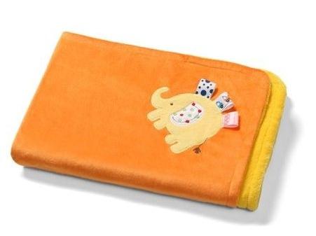 BabyOno 75х100 см Оранжево-желтое (1401/06) BabyOno
